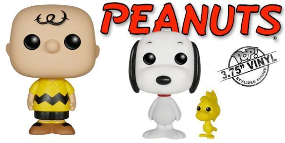 FUNKO Pop Peanuts SNOOPY Woodstock Charlie Brown Set  FREE Shipping! PRE-ORDER