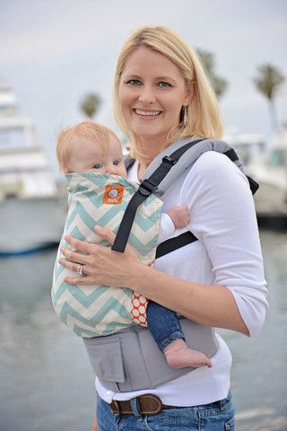 Tula Ergonomic Baby Carrier - $149-189 - This is one I look forward to trying since I've heard so much good feedback!