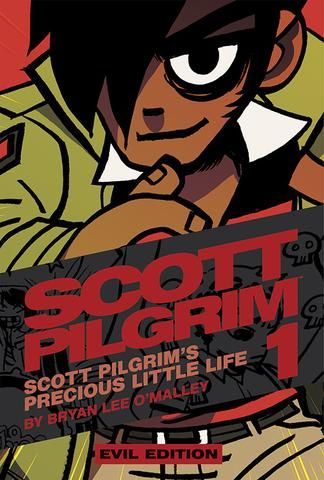 Scott Pilgrim Volume 1: Evil Ex Edition – Oni Press