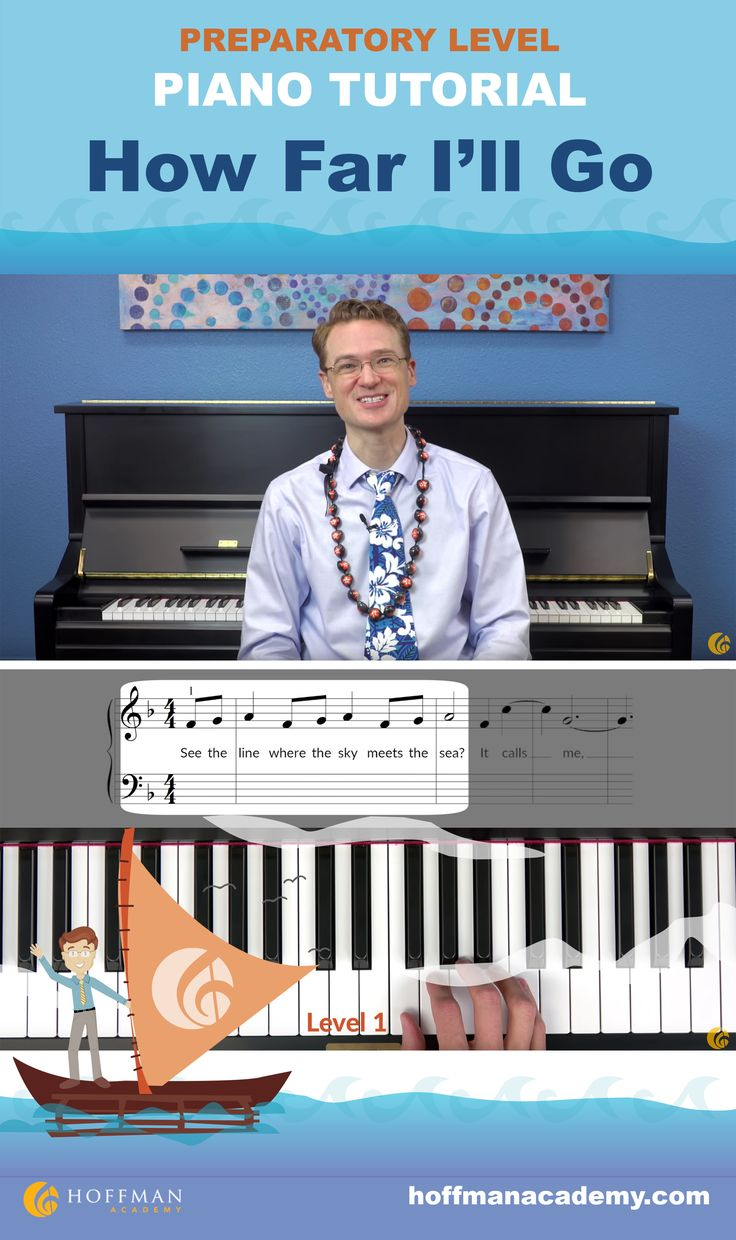 how to play in the end on piano