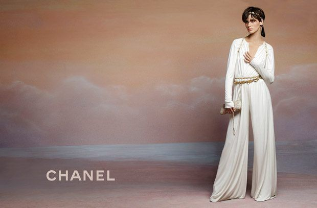 Marine Vacth is the Face of Chanel Cruise 2017.18 Collection