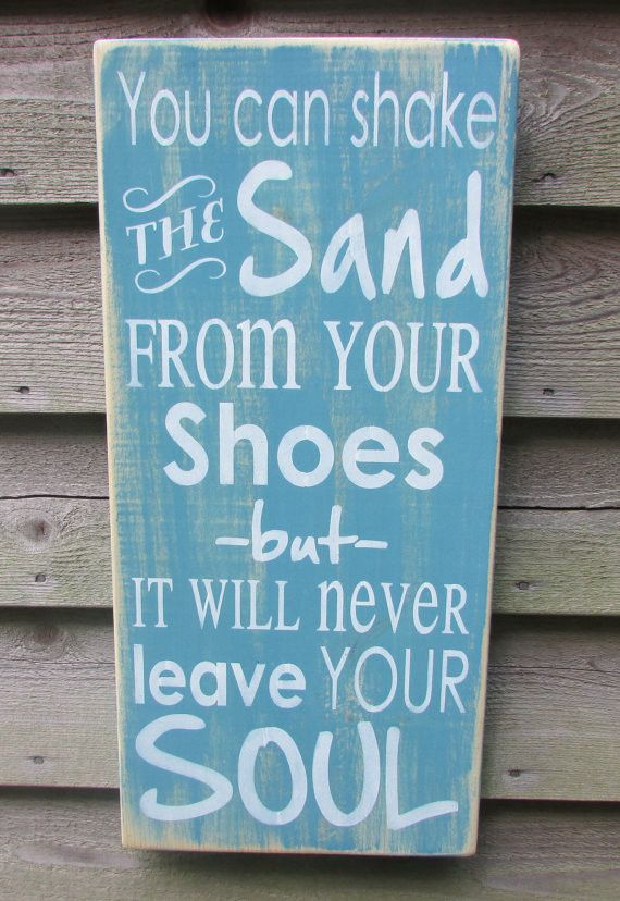 shabby chic, primitive rustic sign, beach sign, beach house