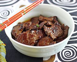Beef Teriyaki | Beef Teriyaki Recipe | Easy Asian Recipes at RasaMalaysia.com