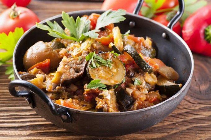 Ratatouille | Retete culinare - Romanesti si din Bucataria internationala