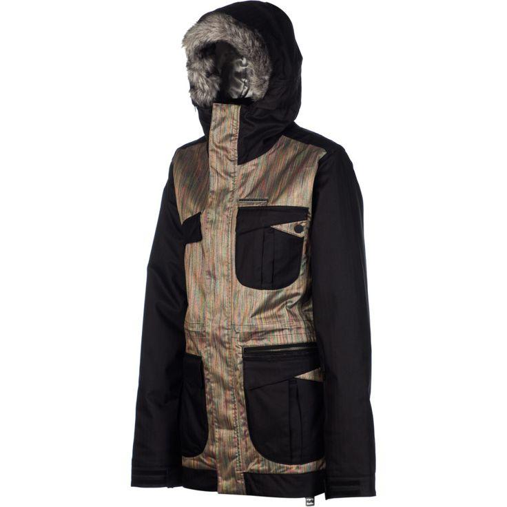 Billabong womens anderson ski jacket