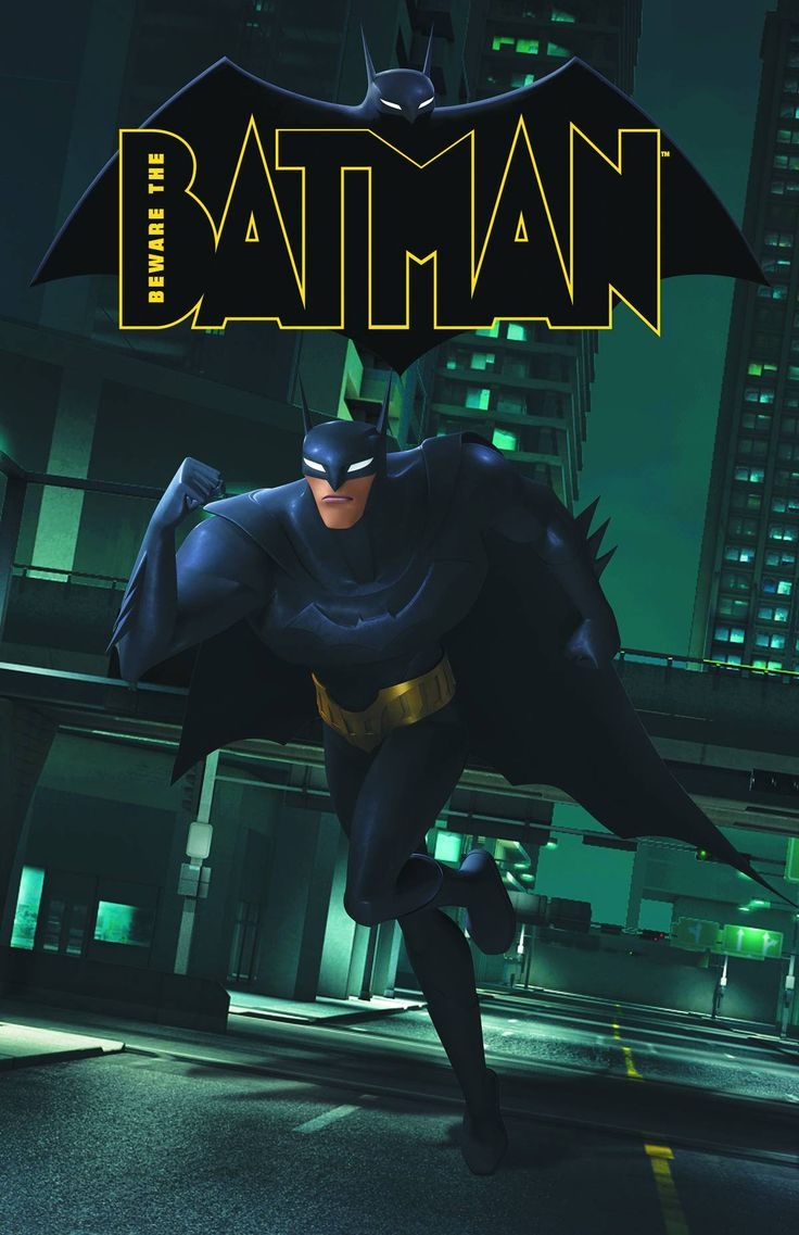 BEWARE THE BATMAN #1