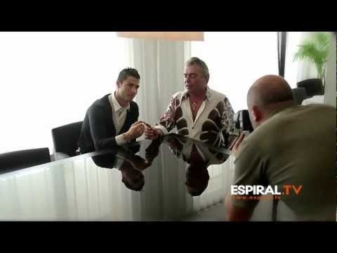 Franck Muller e Cristiano Ronaldo - QP Bi-Retro Chrono CR7