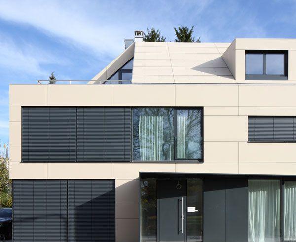 Sanieren mit Fassadenplatten