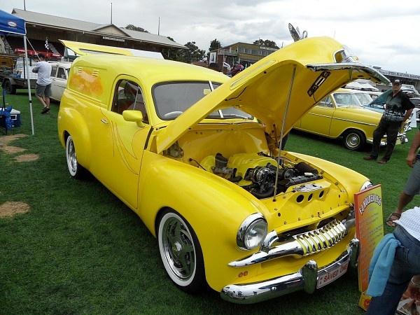 1954 FJ Holden Panel Van (sedan delivery)