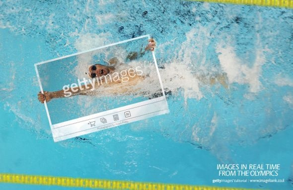 Getty Images: London Olympics, Swimming