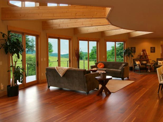 Round Homes Designs: Prefab Round Homes With Views