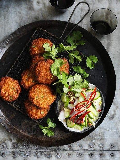 Asian Fish Cakes
