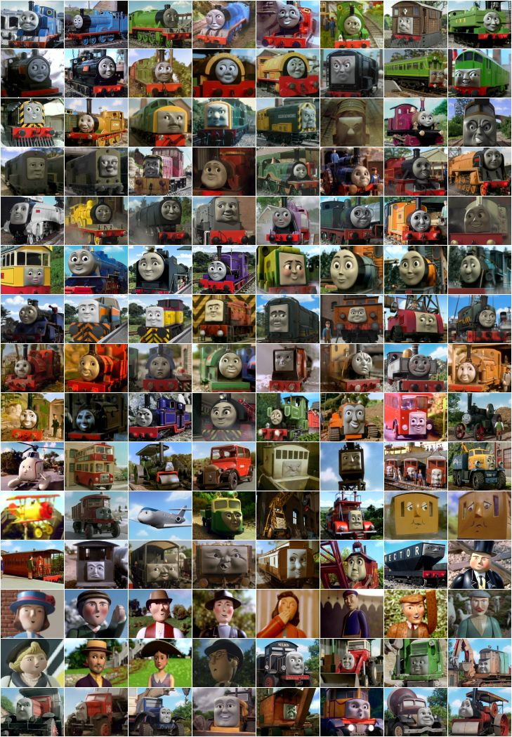 Thomas The Tank Engine Amp Friends Picture Quiz By