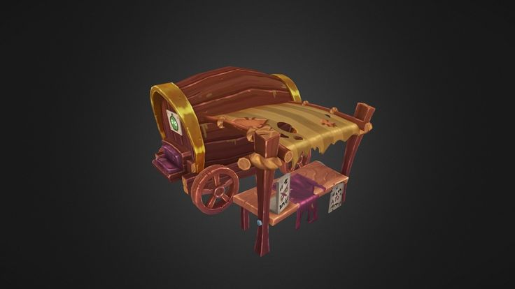 Fruitimal Wagon by david.decoster