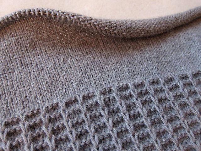 Hebemaschen – Teil 1   Tichiro - knits and cats