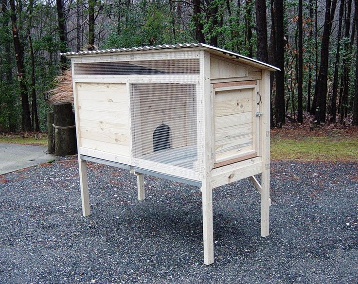 35 best diy woodworking projects images on pinterest for 5 foot rabbit hutch