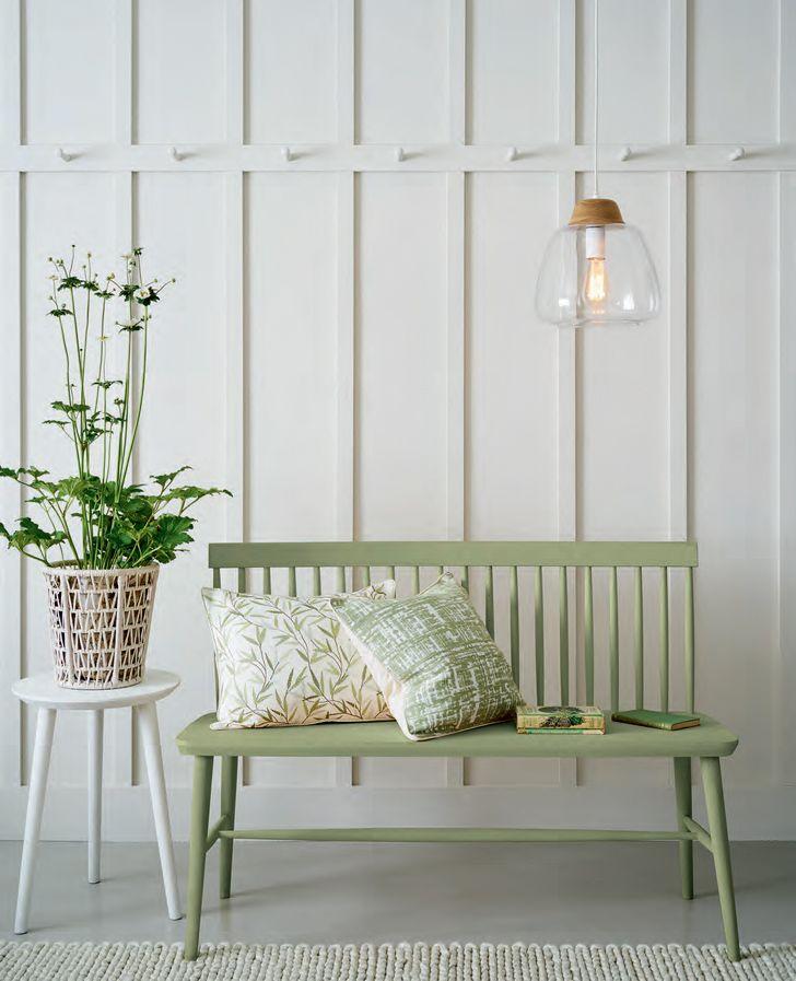 Amenajare rustică în verde natural | Jurnal de design interior