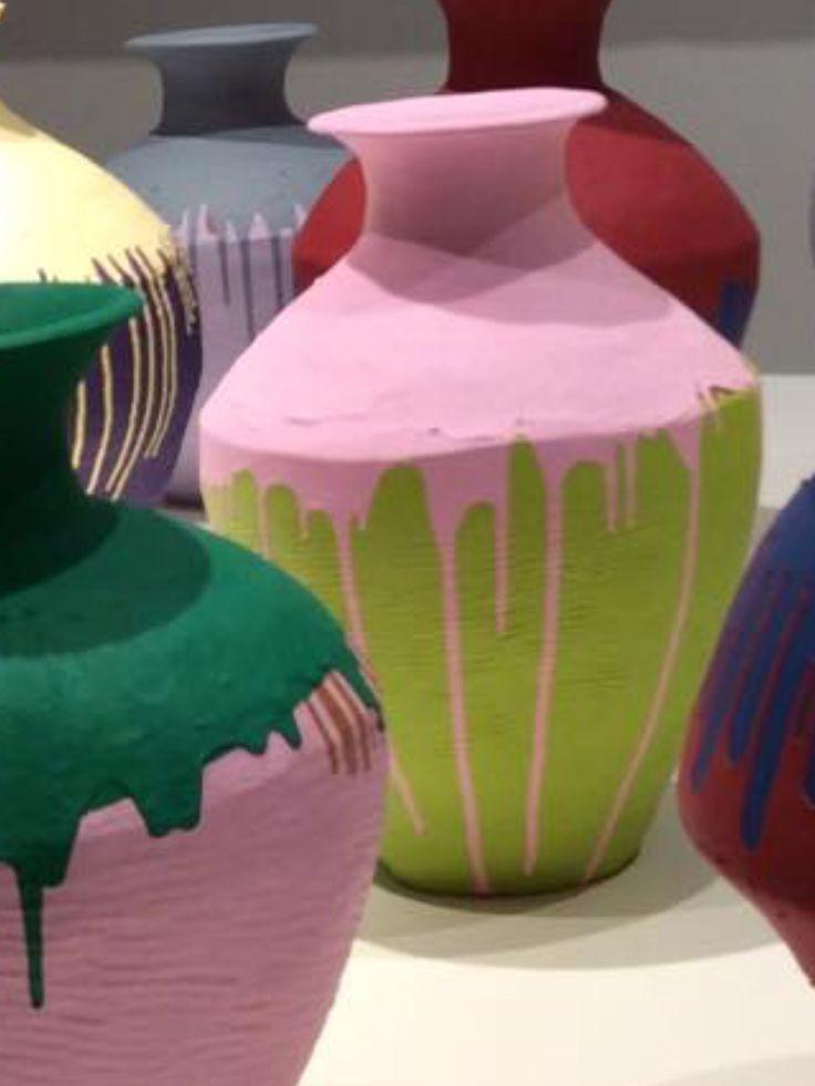 Wei Wei give modern paint new ideas