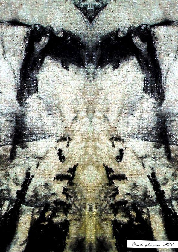 Portfolio Multimedeia 2: William Blake ilmestyi kankaalleni