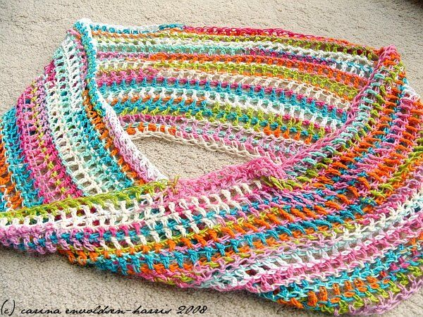 crochet scarf colorfulScarf Ideas, Projects, Yarns Scarf, Romans Scarf, Scarf03 795566 Jpg 600 450, Cowls Scarves, Scarf Colors, Moebius Scarf, Crochet Scarfs