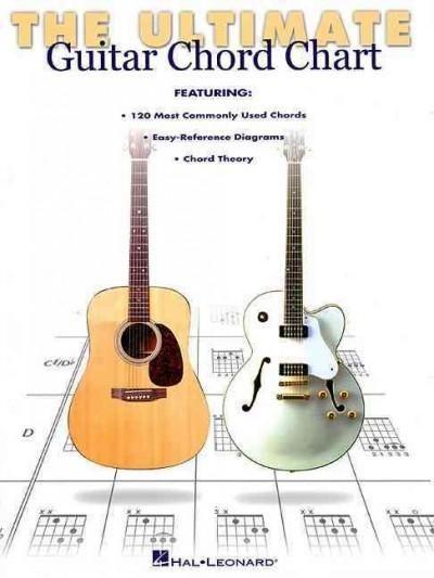Ultimate Guitar Chord Chart