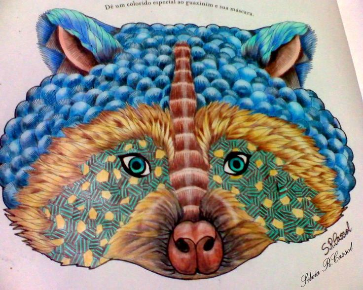 <3 Animal Kingdom-Millie Marotta