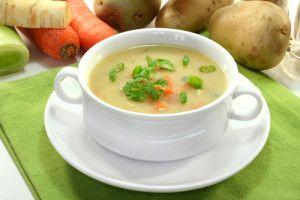 Traditionelle Kartoffelsuppe : Kartoffelsuppe Rezept