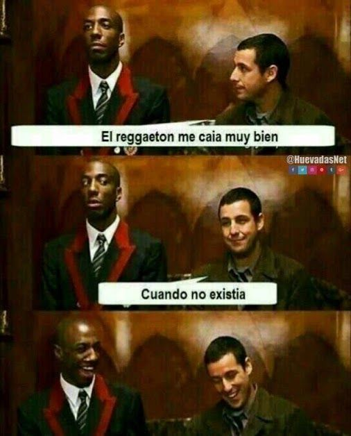 Creo que la mayoria de nosotros opina como Adam Sandler XD - Meme Para más imágenes graciosas y memes en Español visita: https://www.Huevadas.net #meme #humor #chistes #viral #amor #huevadasnet