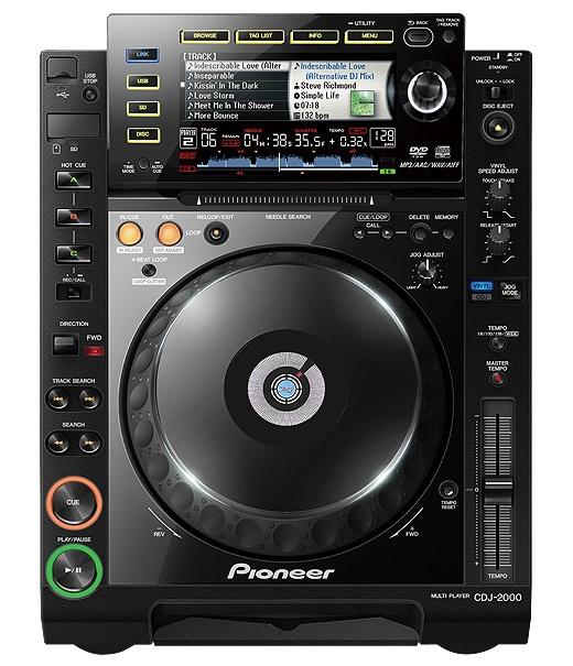 Pioneer / CDJ-2000