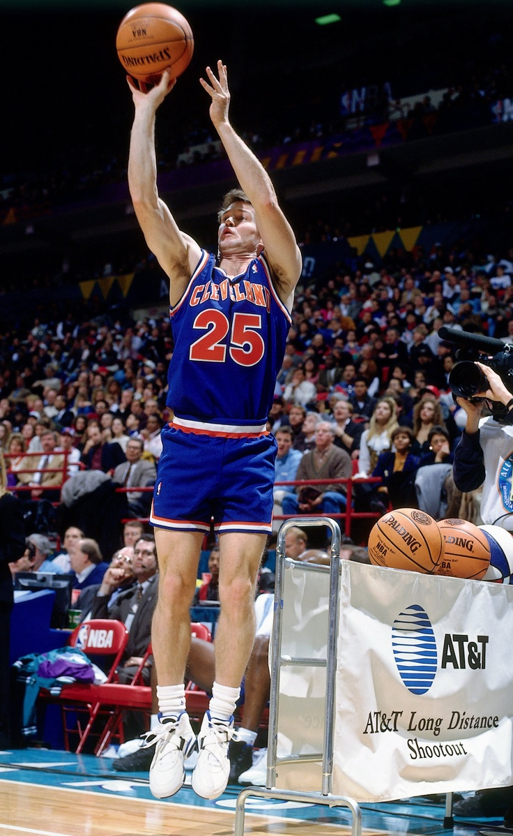 Mark Price years with the Cavs