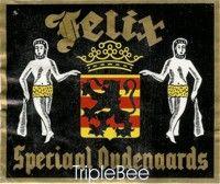 Label van Felix Speciaal Oudenaards