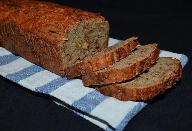 Mlsná máma : Superzdravý cuketový chlebíček
