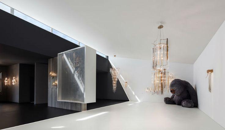 Выставочный зал света SERIP в Пекине