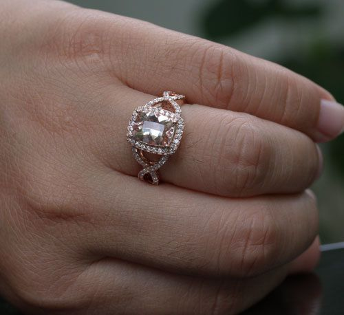 240 best engagement rings images on Pinterest