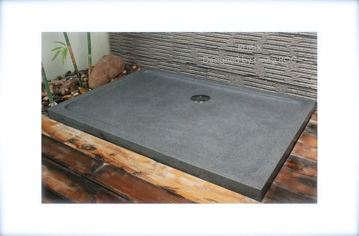 grey slate shower tray 1000 x 900 - Google Search