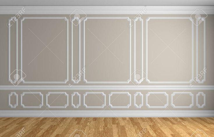 M s de 25 ideas incre bles sobre molduras de madera en - Molduras de madera decorativas ...