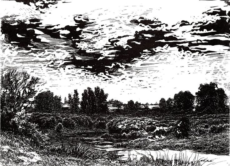 Slavic Mythology -River Valley Notec by masiani on DeviantArt