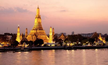 Doing it!!: Buckets Lists, Favorite Places, Vacations Spots, Bangkok Thailand, Places I D, Wat Arun, Rivers, Honeymoons Destinations, Top