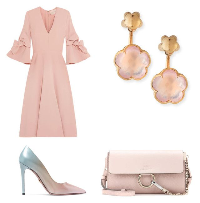 """""""Untitled #67"""" by anais-maria on Polyvore featuring Roksanda, Prada, Chloé and Pasquale Bruni"""