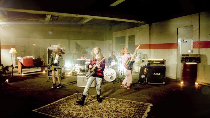 SCANDAL 「Image」‐Music Video <3