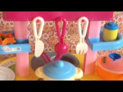 Детский кухонный набор  Children's kitchen set