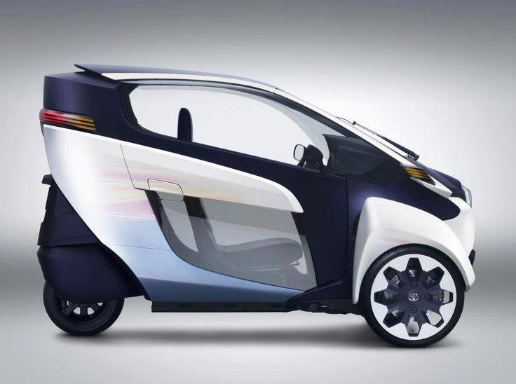 Inclinable, rueda trasera direccional, eléctrico, 50 kilómetros de autonomía, supercompacto, así es nuestro prototipo urbano del eléctrico iRoad.