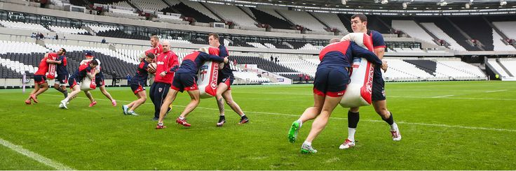 English Rugby Football League uses data analytics to boost performance: Qlik data analytics and visualisation help coaches to hone players' performance and protect their health and safety.