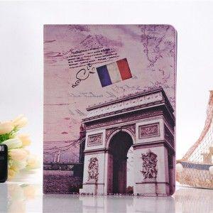 Δερμάτινη θήκη Retro Αψίδα του Θριάμβου για iPad mini  ..με μονο 28,50€ !!