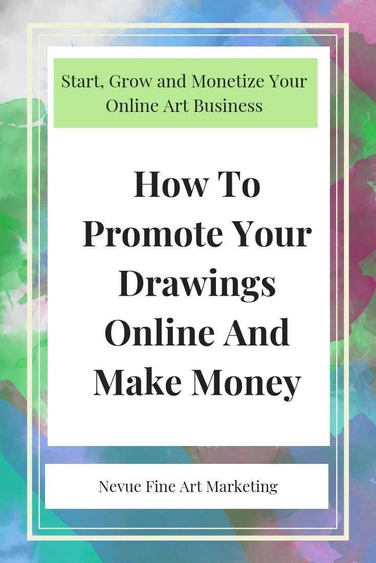 How To Make Money Online Reviews How To Earn Money From Your Artwork Online Rolling Can Productions Advertising And Digital Production Company