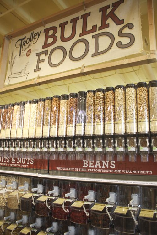 Whole Foods Bulk Bin Codes