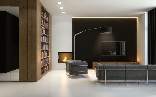 3d mimari görselleştirme: How To Make Interior Scane