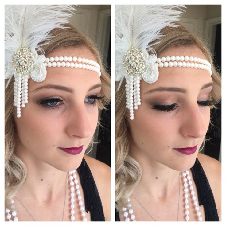 1920's themed #flappergirl #christmasparty