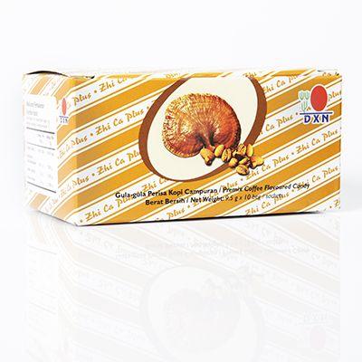 Grazie alle caramelle con Ganoderma Lucidum Reishi e caffè, la carica di salute ed energia saranno sempre a portata di mano.