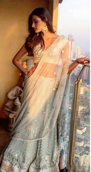By designer Anita Dongre. Shop for your wedding trousseau, with a personal shopper & stylist in India - Bridelan, visit our website www.bridelan.com #bridelan #anitadongre